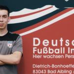 Jay Winter - Portrait eines jungen Fußballers