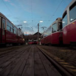 Die letzte Strassenbahn - Rainer Thielmann